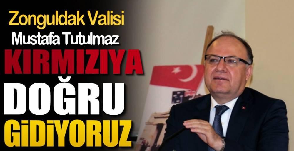 VALİ AZ  AÇIKLADI !.