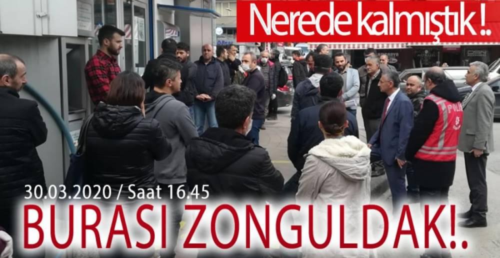 VALİ SOKAĞA ÇIKTI !.