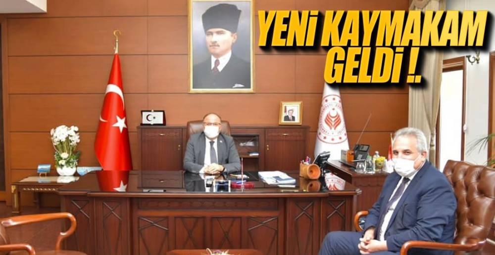VALİ TUTULMAZ BAŞARI DİLEDİ !.