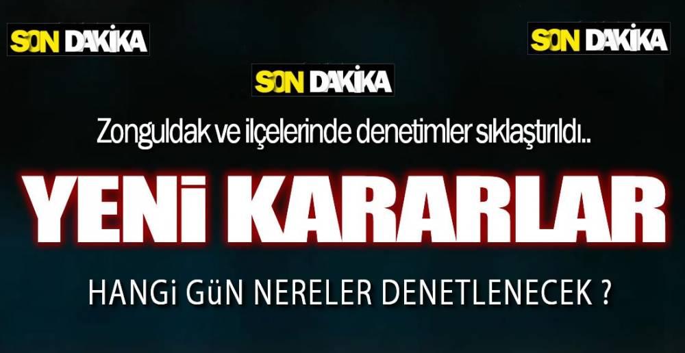 VALİLİK AZ ÖNCE DUYURDU !.