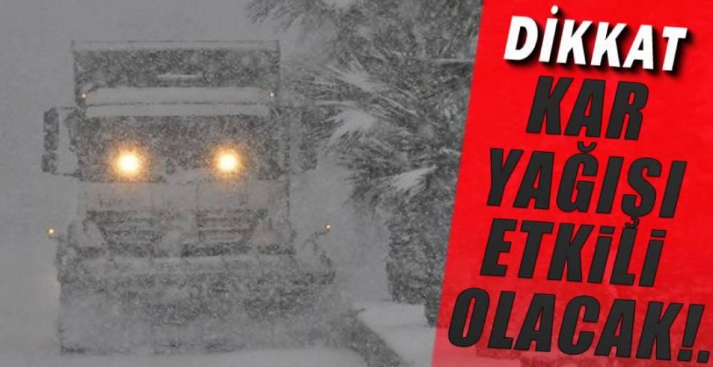 VALİLİK KRİZ MASASI OLUŞTURDU !.
