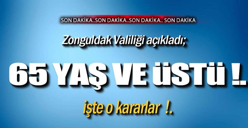 VALİLİKTEN  AÇIKLAMA !.