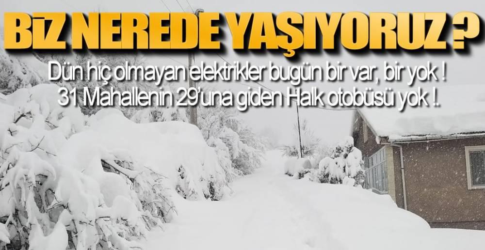 VATANDAŞ SORUYOR !.