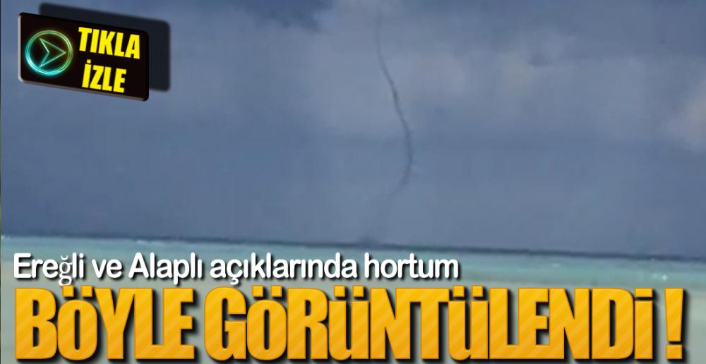 HORTUM PANİĞİ !.