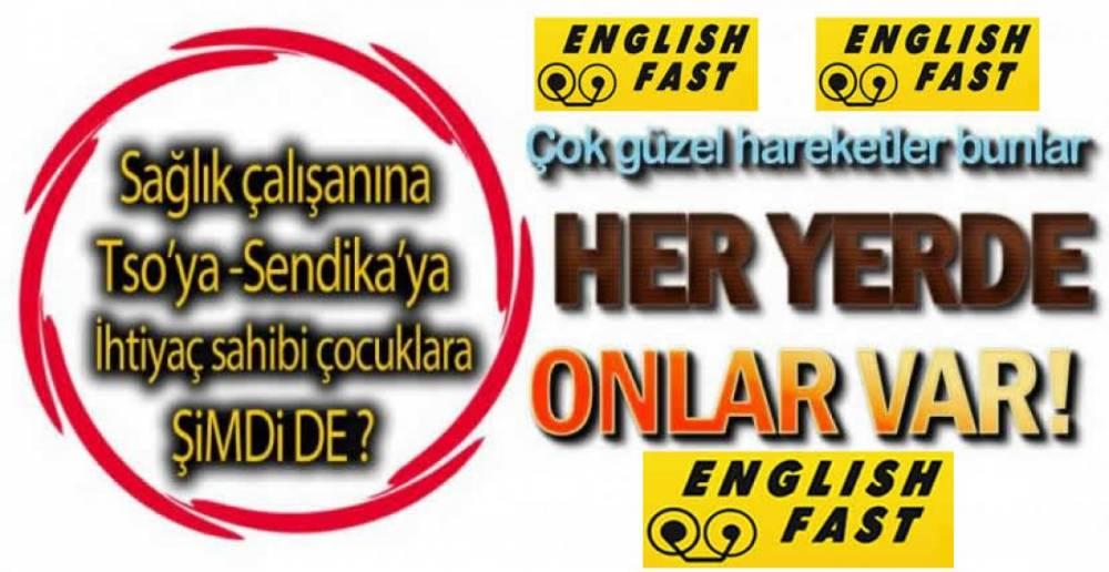 YABANCI DİL, YERLİ DESTEK !.