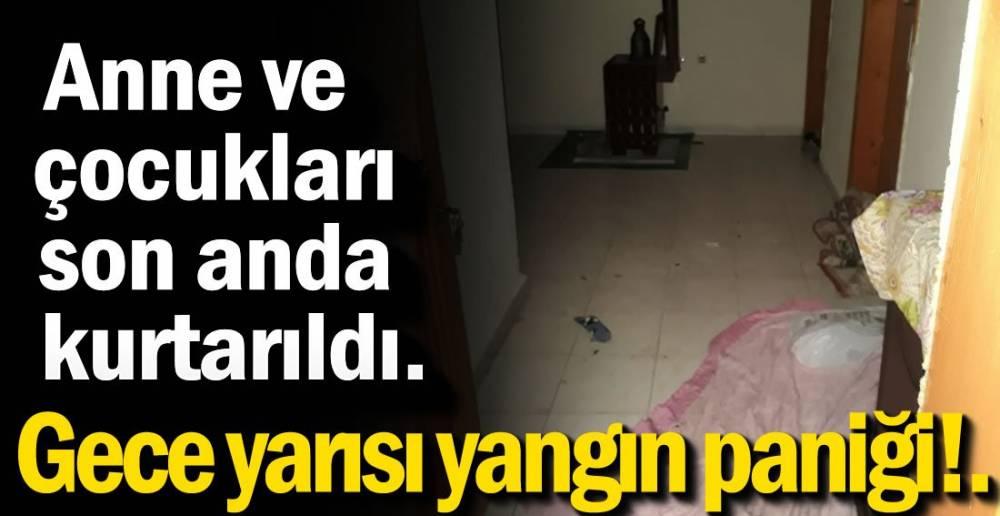 YANGININ ÇIKIŞ NEDENİ ARAŞTIRILIYOR !.