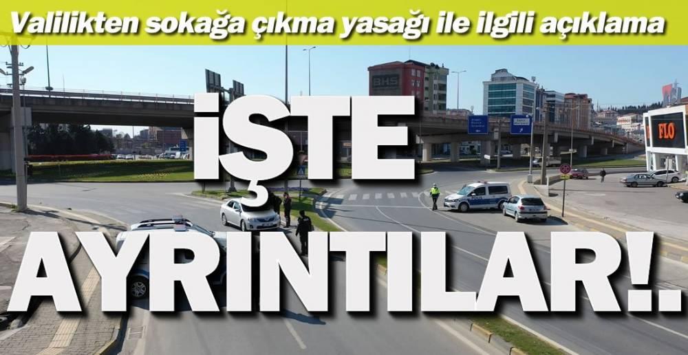YASAK BİTİYOR, YENİ KARARLAR ALINDI !.