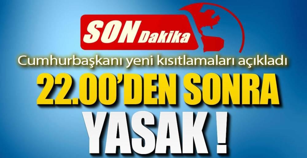 YENİ KISITLAMALAR GELDİ!.