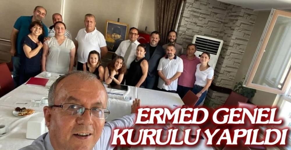 YENİ YÖNETİM SEÇİLDİ !.