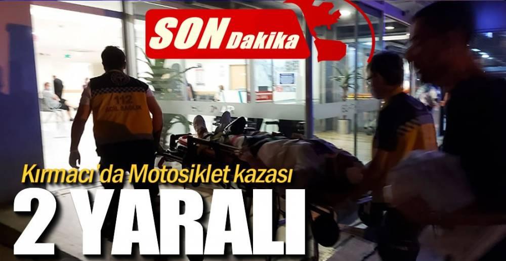 YİNE MOTOSİKLET !.