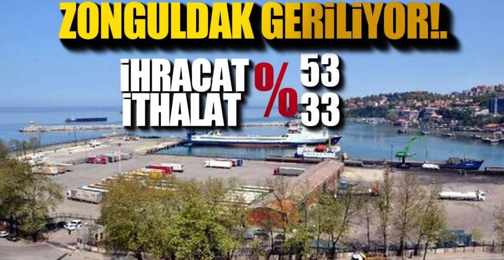 ZONGULDAK GERİLİYOR !.
