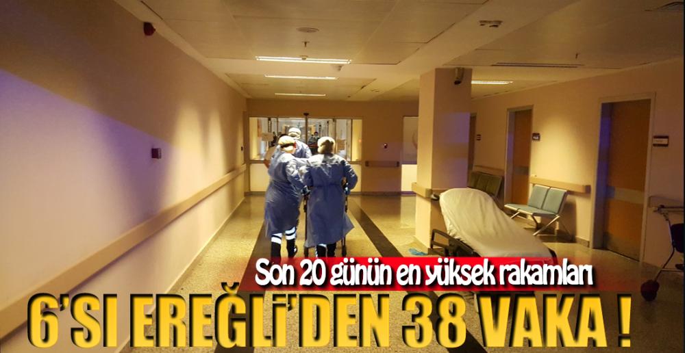 SON 24 SAATİN VAKA SAYILARI !.