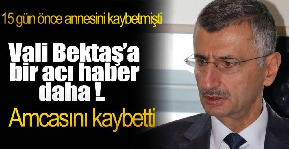 ZONGULDAK VALİSİNE BİR ACI HABER DAHA !.