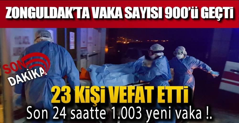 ZONGULDAK VE TÜRKİYE GENELİ SON DURUM !.