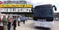 BAŞKANA OTOBÜS GELECEK DEDİLER !.