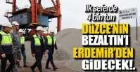 ERDEMİR LİMANINDA İNCELEME !.