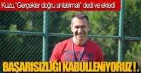 EREĞLİ'DE FUTBOL TARTIŞMASI !.