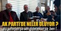 İL GENEL MECLİS ÜYESİNİ ÜYELİKTEN ATTILAR !.