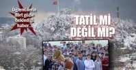 EREĞLİ'DE KARAR VERİLDİ !.