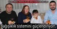 ÖKSÜRÜK GRİP VE NEZLEYE İYİ GELİYOR !.