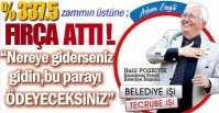 ŞOK ZAMMIN ÜSTÜNE AZAR YEDİLER !.