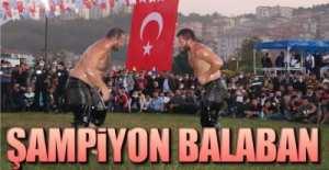 ADADAN SONRA ALAPLI'DA ŞAMPİYON OLDU !.