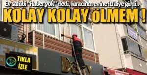 """""""HABER YOK """" DEDİĞİ KİRACI !."""