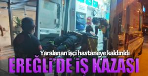İŞ KAZASI !.