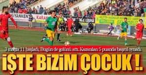 IĞDIR'A YILDIRIM DÜŞTÜ !.