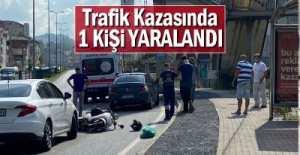 KEPEZ YOLUNDA KAZA !.
