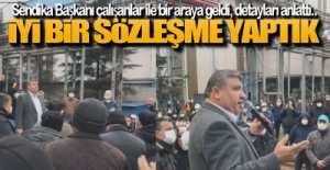 SÖZLEMENİN DETAYLARINI ANLATTI !.