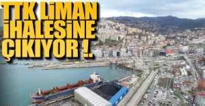 TTK'DAN LİMAN İHALESİ !.