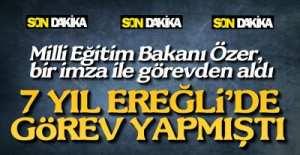 ZONGULDAK'TA BİRLİKTE ÇALIŞMIŞLARDI !.
