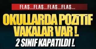5 SINIF KARANTİNADA !