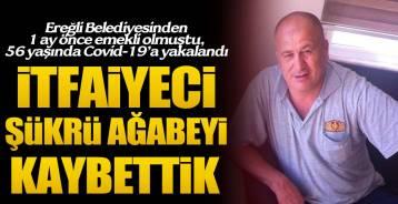 EMEKLİLİĞİNİ YAŞAYAMADI !.