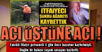 EREĞLİ'DE KORONAYA 1 GÜNDE 4 CAN !.