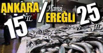 SOSYAL MEDYADA HAMSİ TARTIŞMASI !.