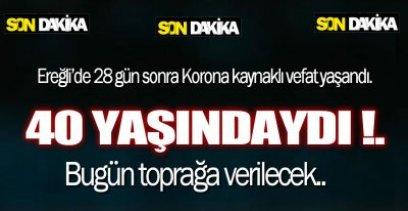 BAYRAM GÜNÜ KORONA ACISI !.