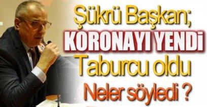BİR HAFTADIR HASTANEDE TEDAVİ GÖRÜYORDU !.