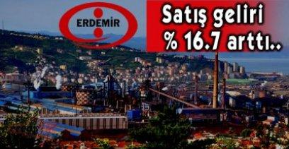 ERDEMİR İLK 10'DA !.