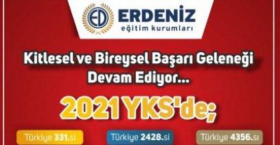 ERDENİZ GELENEĞİ SÜRÜYOR !.