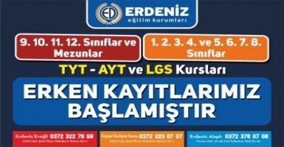 ERDENİZ'Lİ OLMAK BİR AYRICALIKTIR