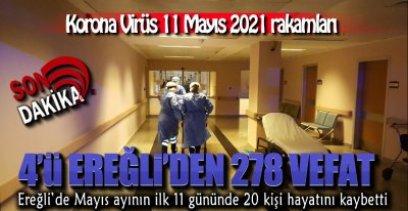 EREĞLİ BİR GÜNDE 4 KAYIP VERDİ !.