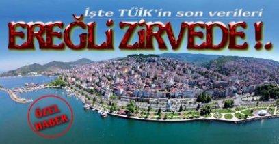 EREĞLİ'DEN SON RAKAMLAR !.