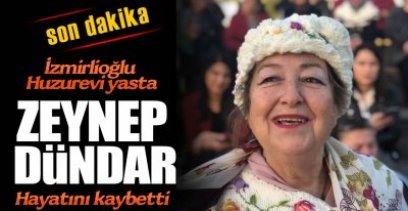 HUZUREVİ'NİN NEŞESİYDİ !.