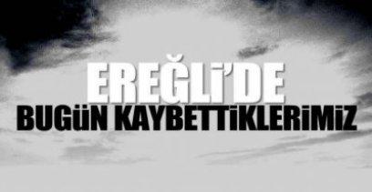 İKİ MAHALLEDEN ACI HABER !.