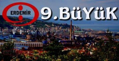 9.BÜYÜK ERDEMİR !.