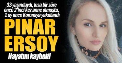 PINAR HEMŞİREYİ KAYBETTİK !.