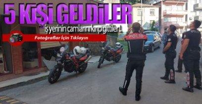 POLİS 5 KİŞİYİ ARIYOR !.