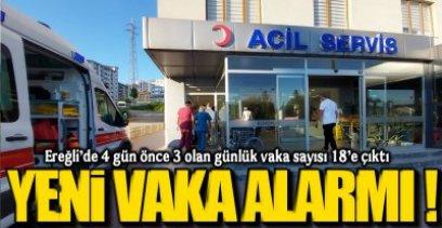 SERVİSTE 11 YOĞUN BAKIMDA 6 HASTA VAR !.